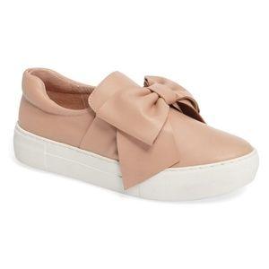 J/Slides New Platform Slip On Sneakers